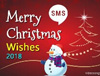 Christmas Wishes Status 2019 : Best 70+ Merry Christmas WhatsApp Status