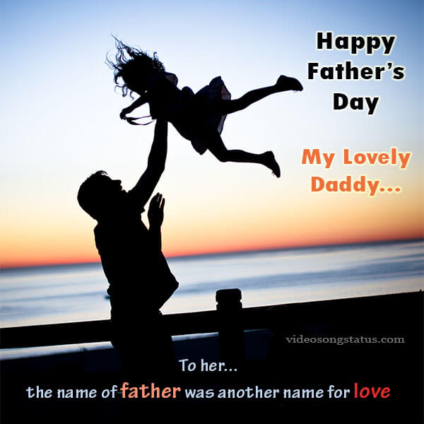 Lovely Father's Day Quotes From Daughter