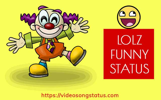 Best Funny WhatsApp status Online collection