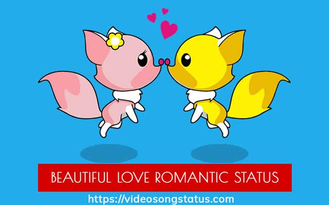Cute Love status in hindi/English for WhatsApp