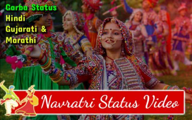Navratri Status Video Download for Whatsapp 2020 in Hindi, Gujarati, Marathi - Image