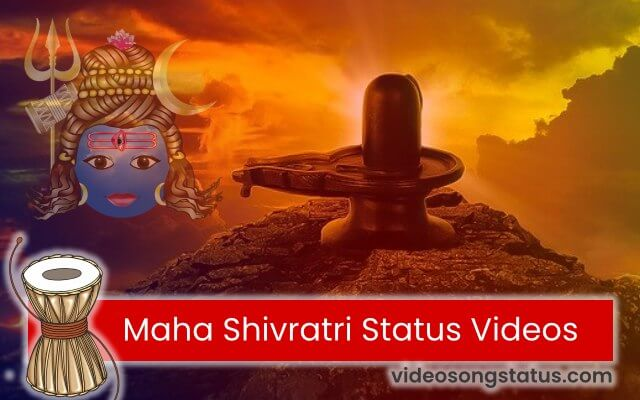 Maha Shivratri Status Video Download for Whatsapp | Happy Shivratri Status in Hindi, Mahakal, Mahadev Status 2020 - Image