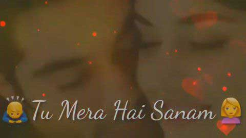 Tu Mera Hai Sanam Video Status Hd 2018 Download