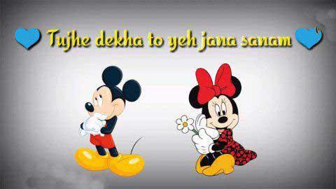 Tujhe Dekha To Yeh Jaana Sanam