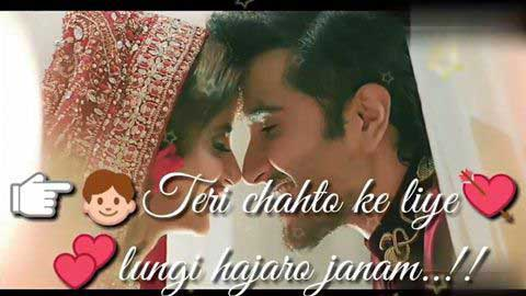 Vaada Hai Ye Love Hindi Status