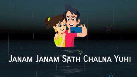 Janam Janam New Status Video