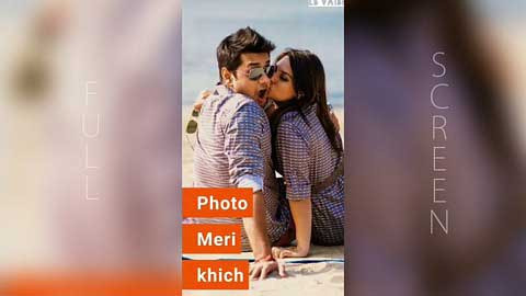 Blue He Pani Pani Love Full Screen Video Status Download