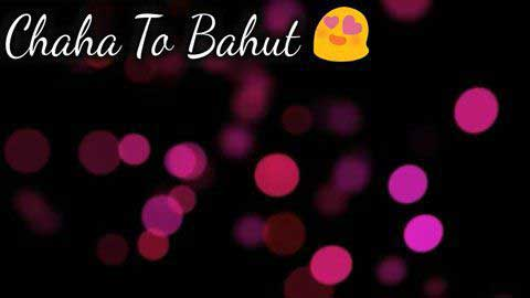 Chaha To Bahut Na Chahe Tujhe Hindi Status For Whatsapp