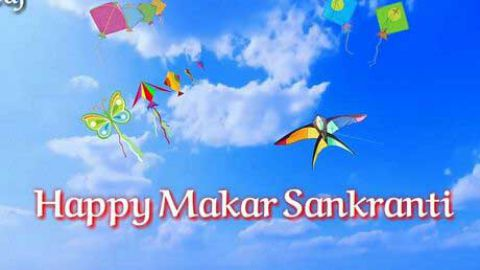 Happy Makar Sankranti Brazil Song Animation Whatsapp Status Video