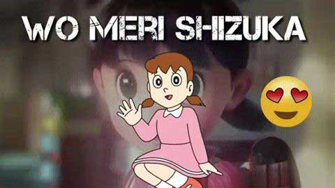 Wo Meri Shizuka Main Uska Nobita dance status video song download