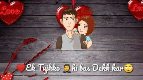 Ek Tujhko Hi Bas Dekh Kar Feeling Sad Status Video Download