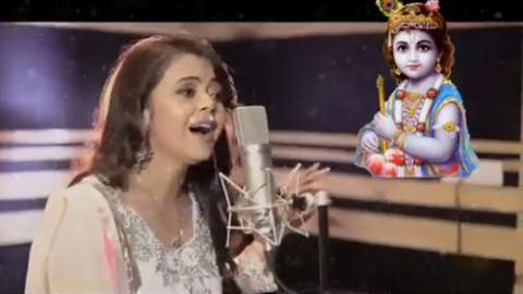 Hai Gopal Krishna Karu Aarti Teri - Special Bhajan Status