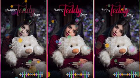 You Are The Smile Of Mine Happy Teddy Day Friends