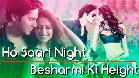 Besharmi Ki Height Dance Status Video For Whatsapp