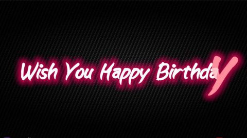 Wish You Happy Birthday For Dear Friends Status Video Hd