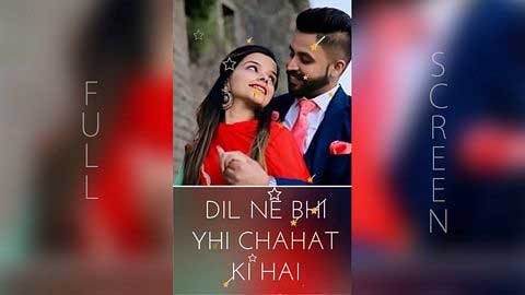 Tere Bina Lage Na Whatsapp Sad Status Video