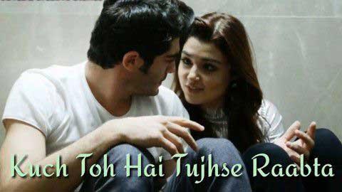 Kuch Toh Hai Tujhse Raabta Cute Hindi Status