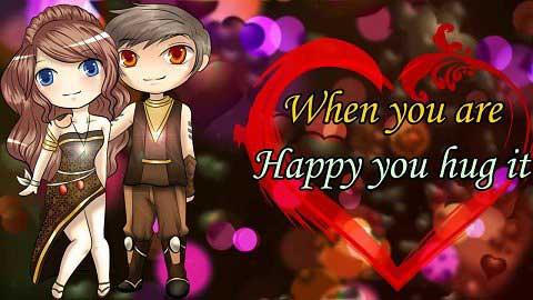Happy Hug Day Wishes Status Whatsapp Video Song