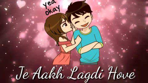 Akh Lagdi Punjabi Whatsapp Status Video Download