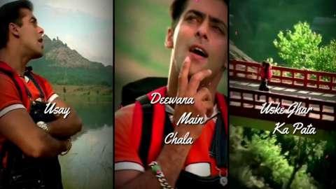Deewana Main Chala Status Song Download
