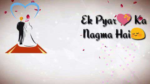 Ek Pyar Ka Naghma Hai Sad Whatsapp Video Status Download