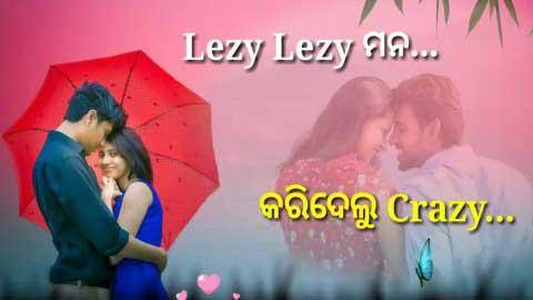 Lazy Lazy Mana Odia Emotional Status Video Download