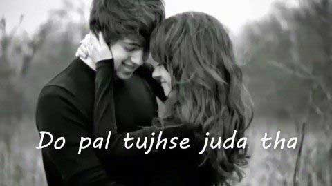 Do Pal Tujhse Juda Tha Sad Status Video Download