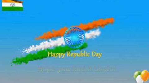 Republic Day Status Whatsapp Video