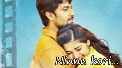 Ninnu Kori Telugu Whatsapp Status Video