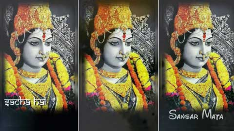 Jay Mata Devotional Whatsapp Status Video