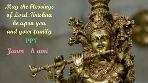 Happy Janmashtami Quotes 2020 Sri Krishna Janmashtami New Whatsapp Status Video