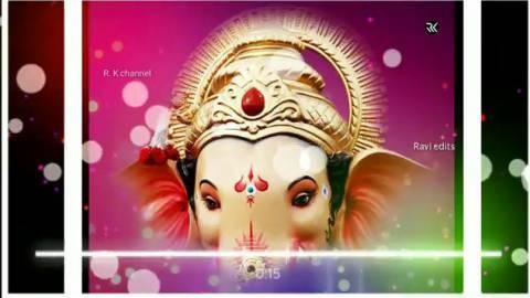 Beautiful Ganesha Song Dj Mix Status Video