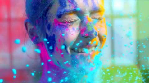 Happy Holi Colour Fest Wishes Message Greetings