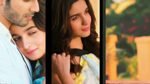 Jeena Jeena Beautiful Love Status Of Alia Bhatt