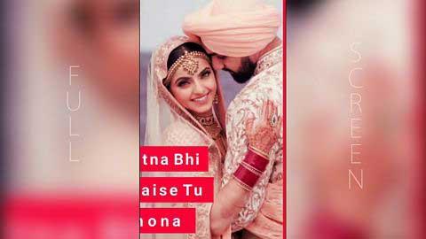 Tere Ishq Me Jogi Hona Full Screen Status Download