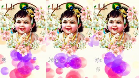 Nand Ghar Anand Bhayo Jai Kanaiya Lal Ki Status Video Song Of Janmashtami