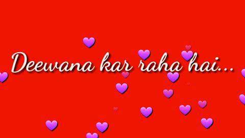 Deewana Kar Raha Hai