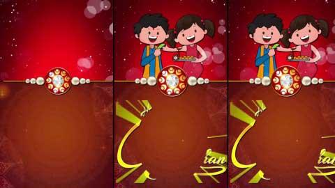Wish You Happy Raksha Bandhan Status