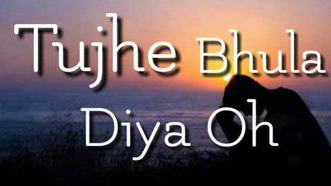Tujhe Bhula Diya Whatsapp Sad Status Video