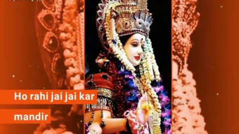 Happy Navratri Video Song For Whatsapp Status Download