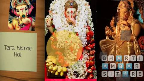 Deva Shree Ganesha Status Ganesh Chaturthi Full Screen Video