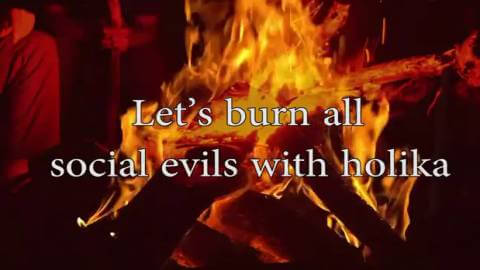 Happy Holika Dahan Wishes Video Status