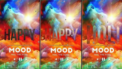 Happy Holi Special Status Video Song Of Filhaal