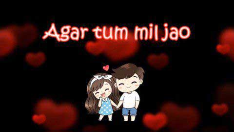Agar Tum Mil Jaao A Whatsapp Status Video