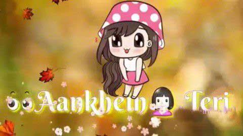 Aaankhein Teri Sad Whatsapp Video Status Download 2019