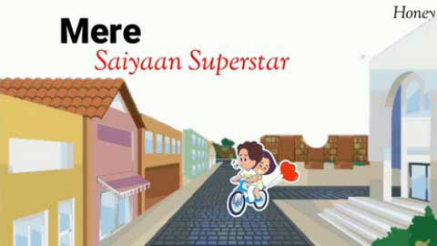Mere Saiyaan Superstar Hindi Status Video Song Download