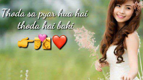 Thoda Sa Pyar Hua Status Video Hd