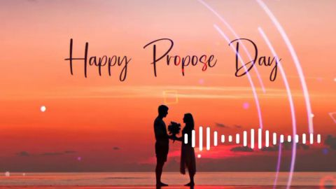 Best Happy Propose Day Whatsapp Status Video