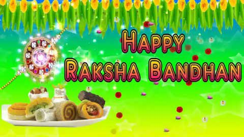 Wishing You Very Happy Raksha Bandhan Status Video