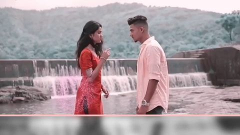 New Marathi Whatsapp Status Pori Tujhe Nadan Love Song Video